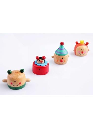 6'lı Ahşap Kalemtraş Seti-Learning Toys